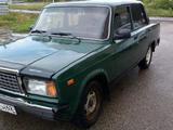 ВАЗ 2107, 2009 года выпуска, бу