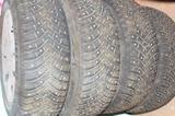 Кованые R15+Michelin 185/65 б/у мало