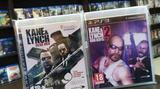 Kane&Lynch Sony PlayStation 3, Ps3