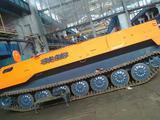 Болотоход-тягач (танк) хтз-10Н для мчс и охотников
